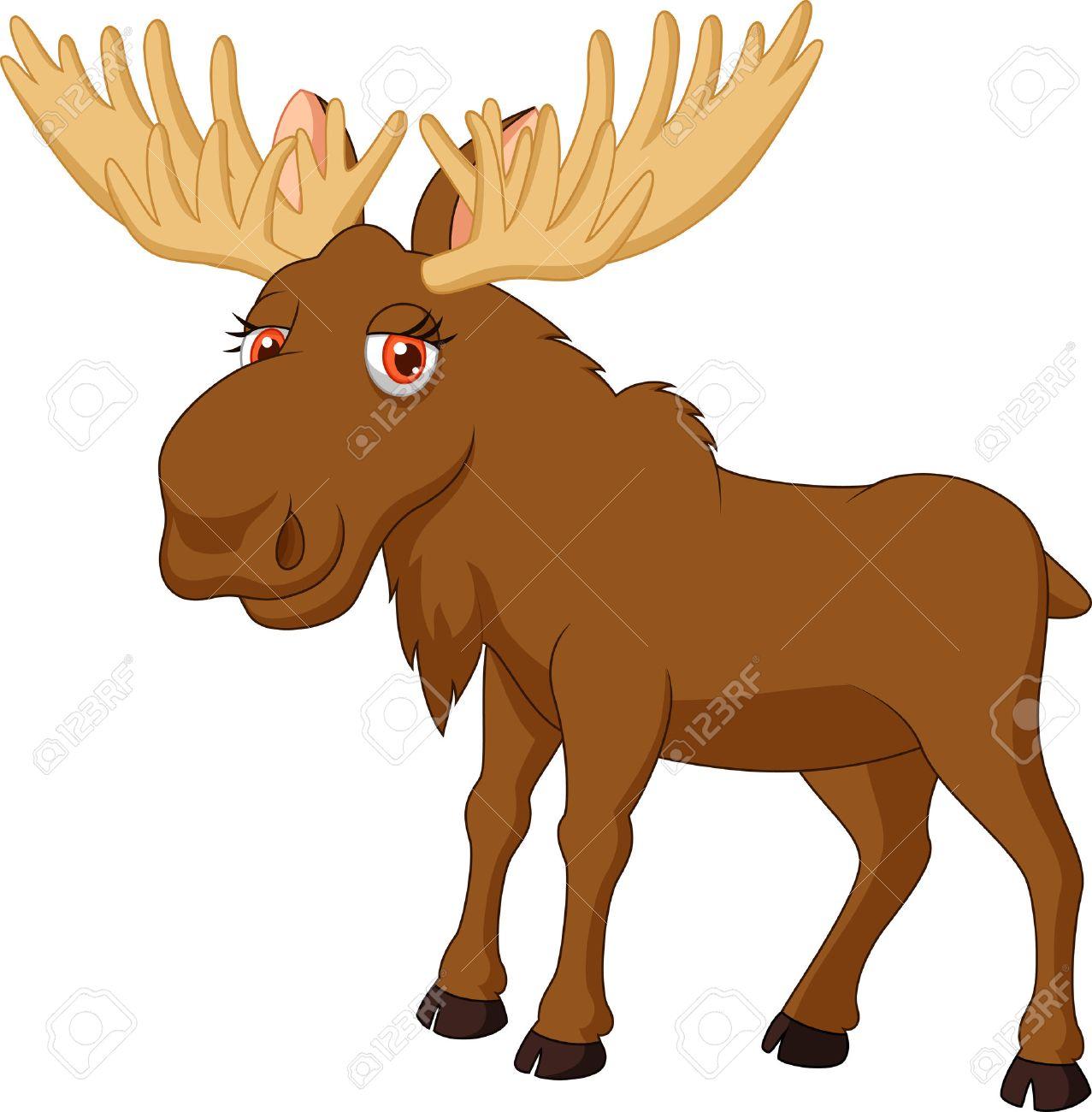 moose cartoon images u0026 stock pictures royalty free moose cartoon