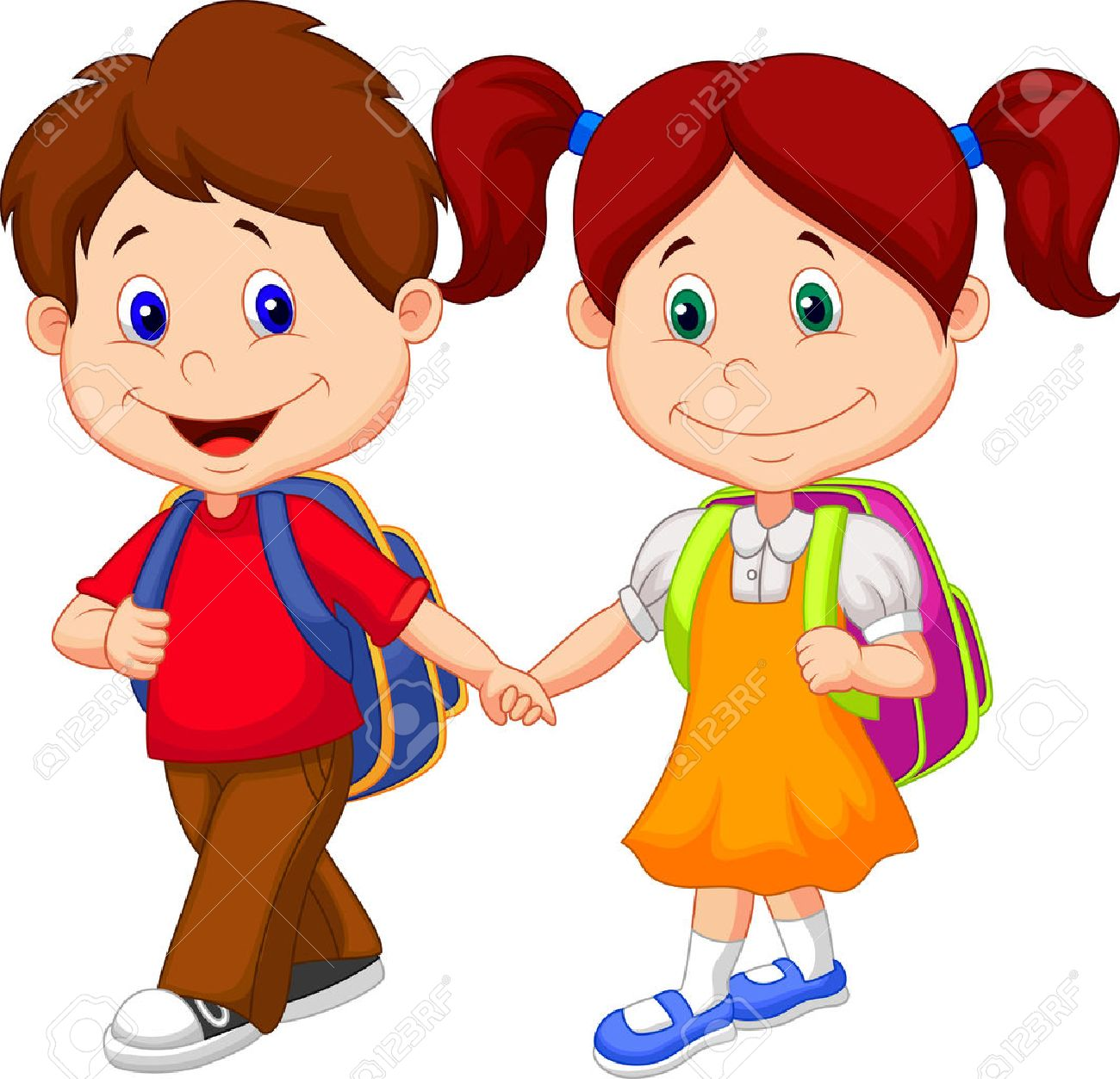Resultado de imagen para niños felices animados