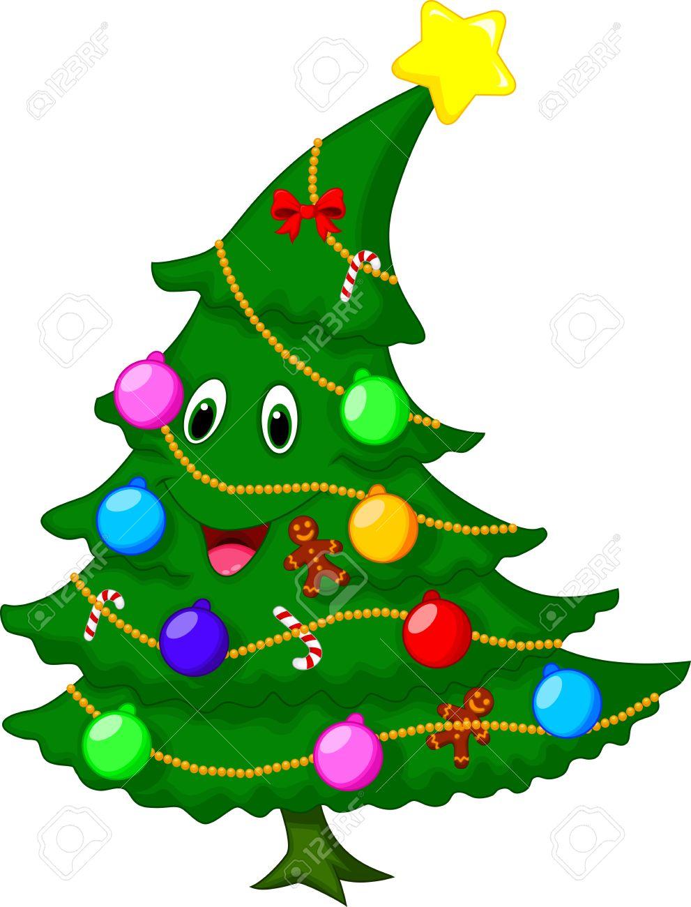 Dibujo Animado De Navidad