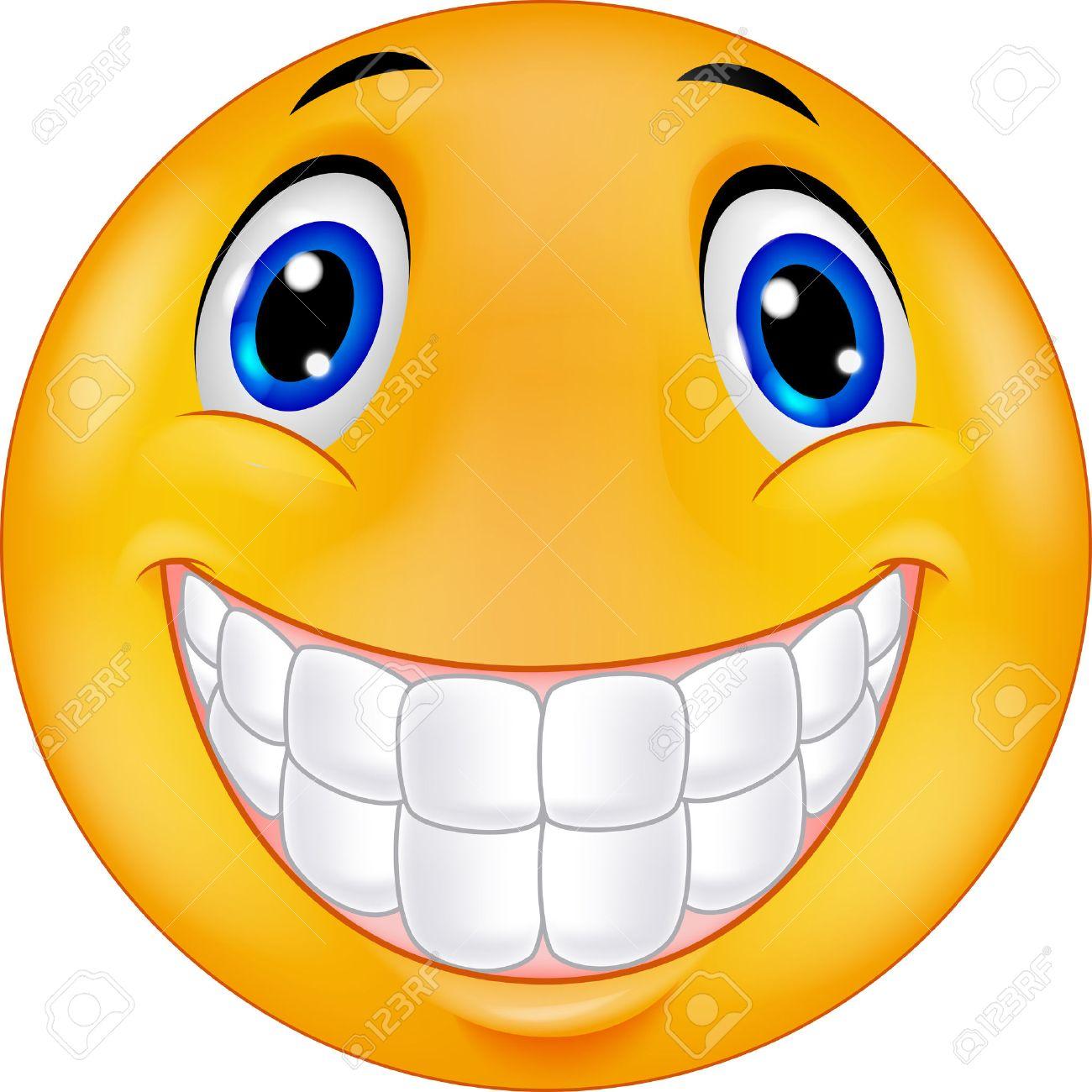 Happy smiley face cartoon royalty free cliparts vectors and stock happy smiley face cartoon stock vector 35858631 voltagebd Image collections