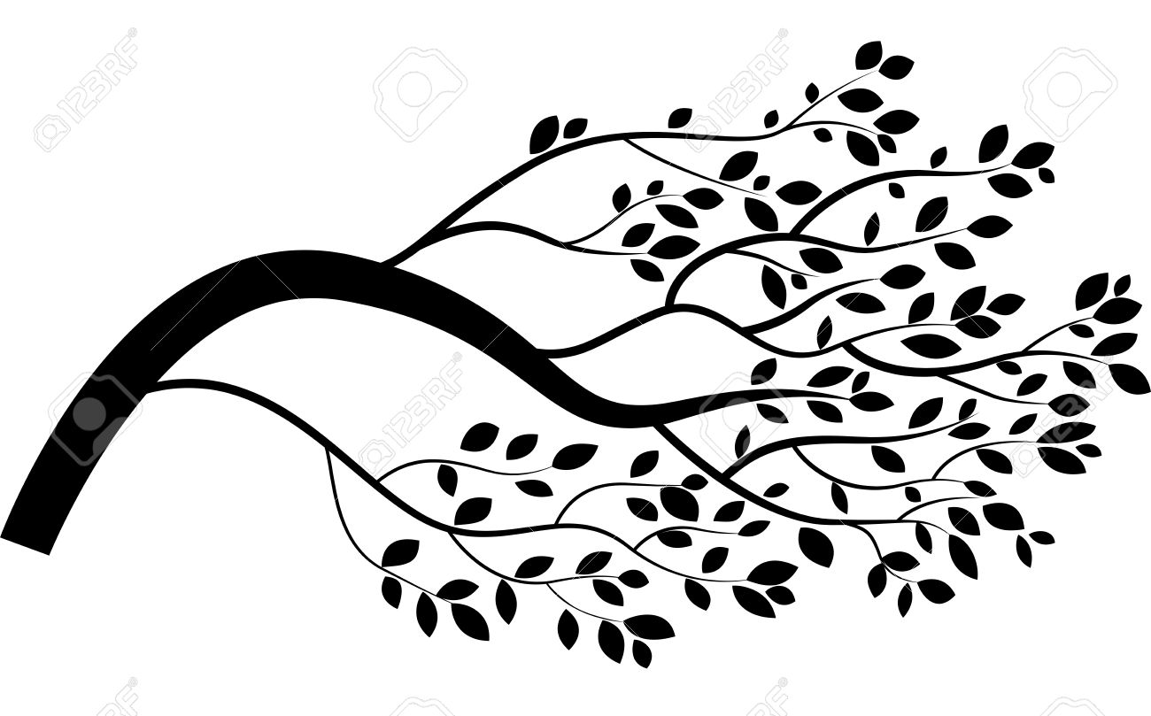 Cartoon Tree Branch Royalty Free Cliparts Vectors And Stock