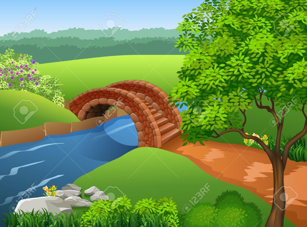 Kids Nature Stock Illustrations – 105,230 Kids Nature Stock Illustrations,  Vectors & Clipart - Dreamstime