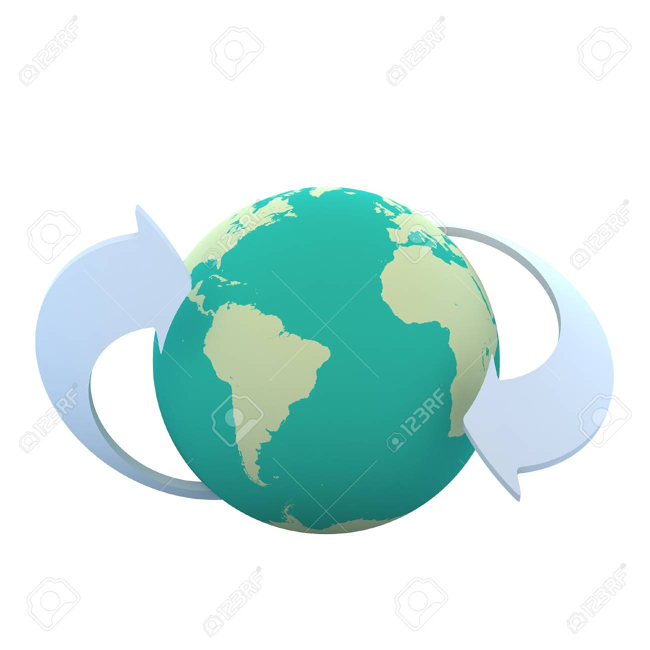 3d globe connections network design Stock Photo - 18127786