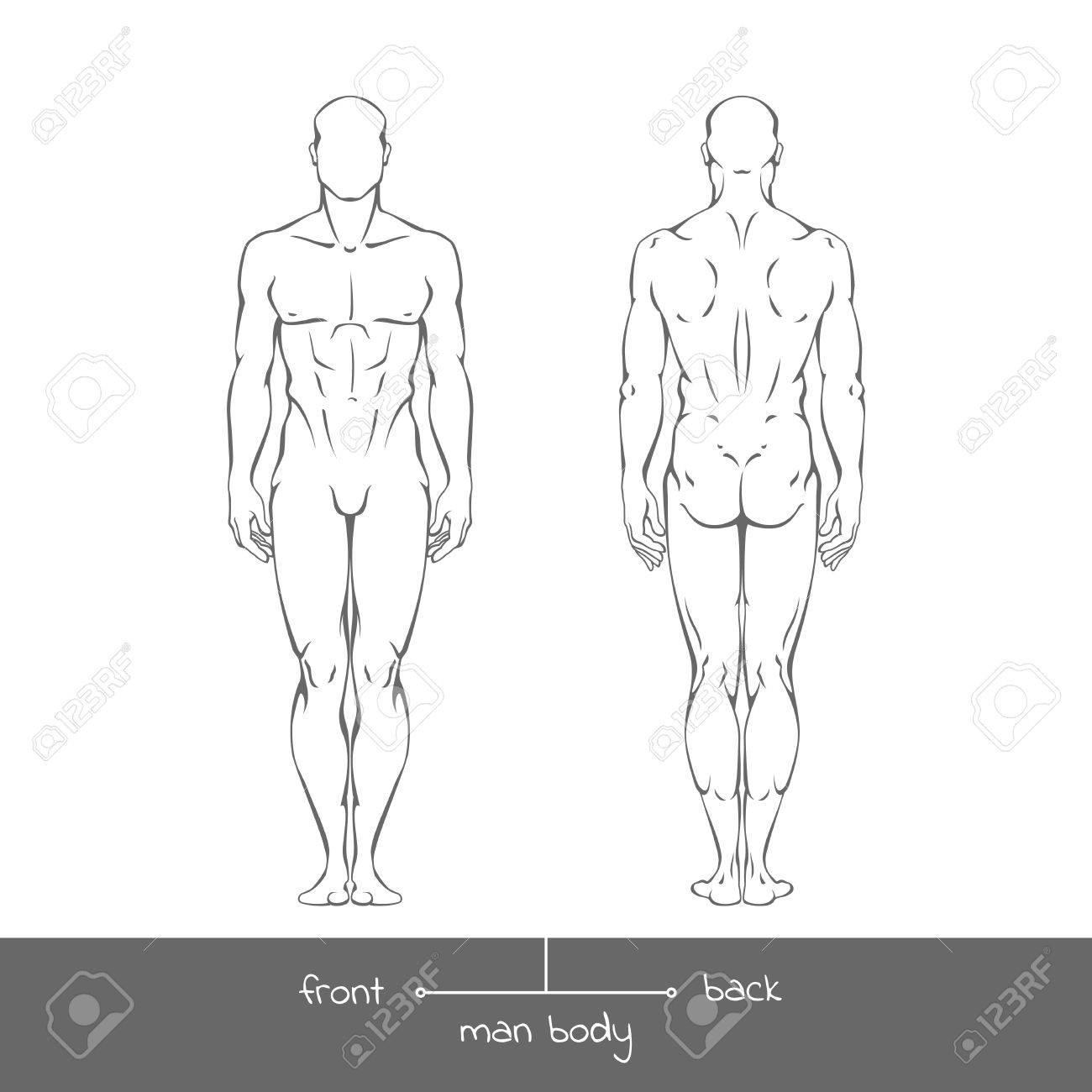 Erfreut Druckbare Körper Vorlage Ideen - Beispiel Wiederaufnahme ...