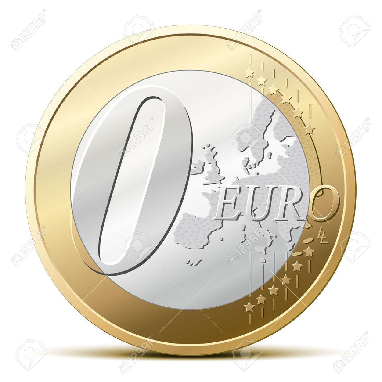 Zero euro coin, for a free item - 7116932