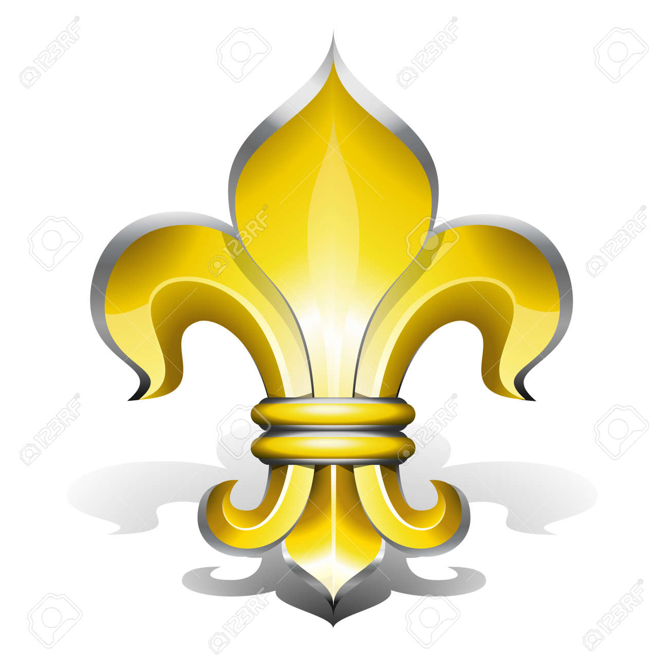 Fleur de lys antique symbol of french royalty royalty free fleur de lys antique symbol of french royalty stock vector 8369499 biocorpaavc Gallery