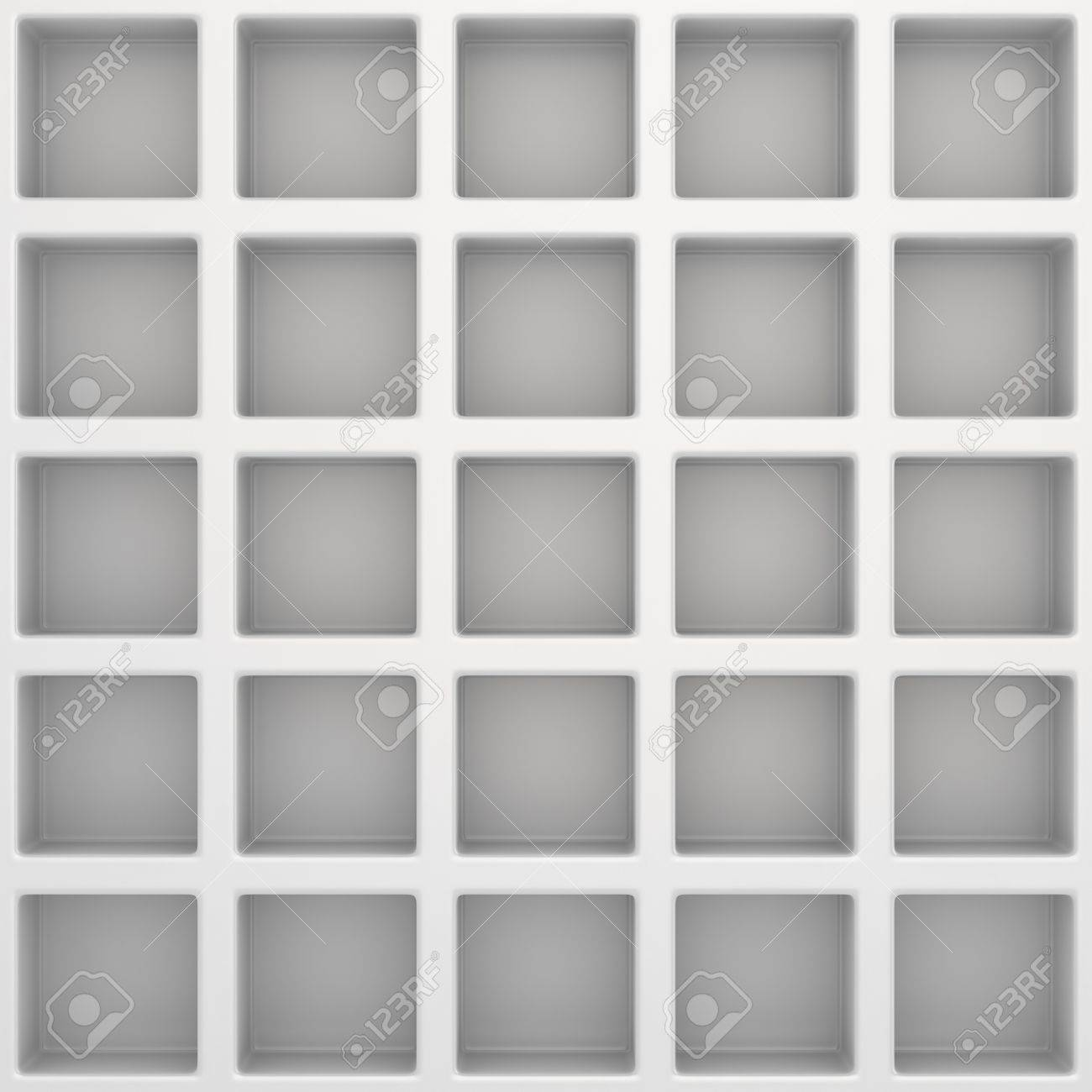white square template 3d computer graphic stock photo picture and
