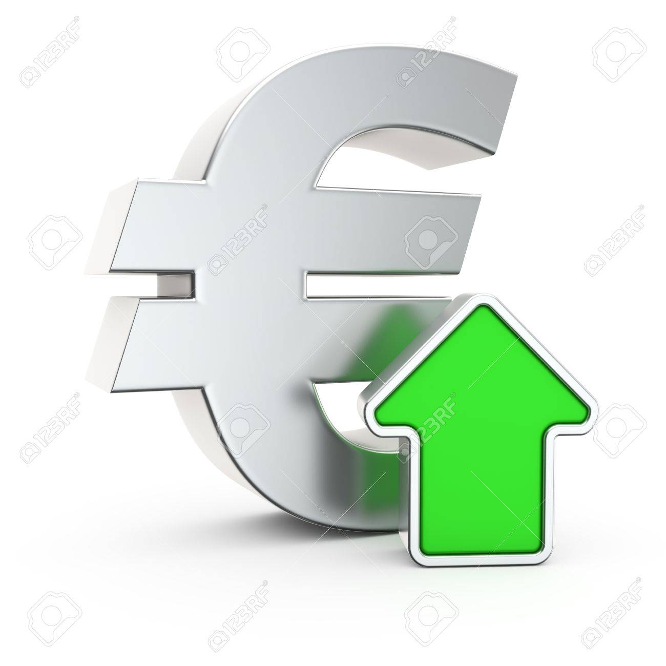Euro currency symbol and icon of appreciation stock photo picture euro currency symbol and icon of appreciation stock photo 20047141 buycottarizona Choice Image