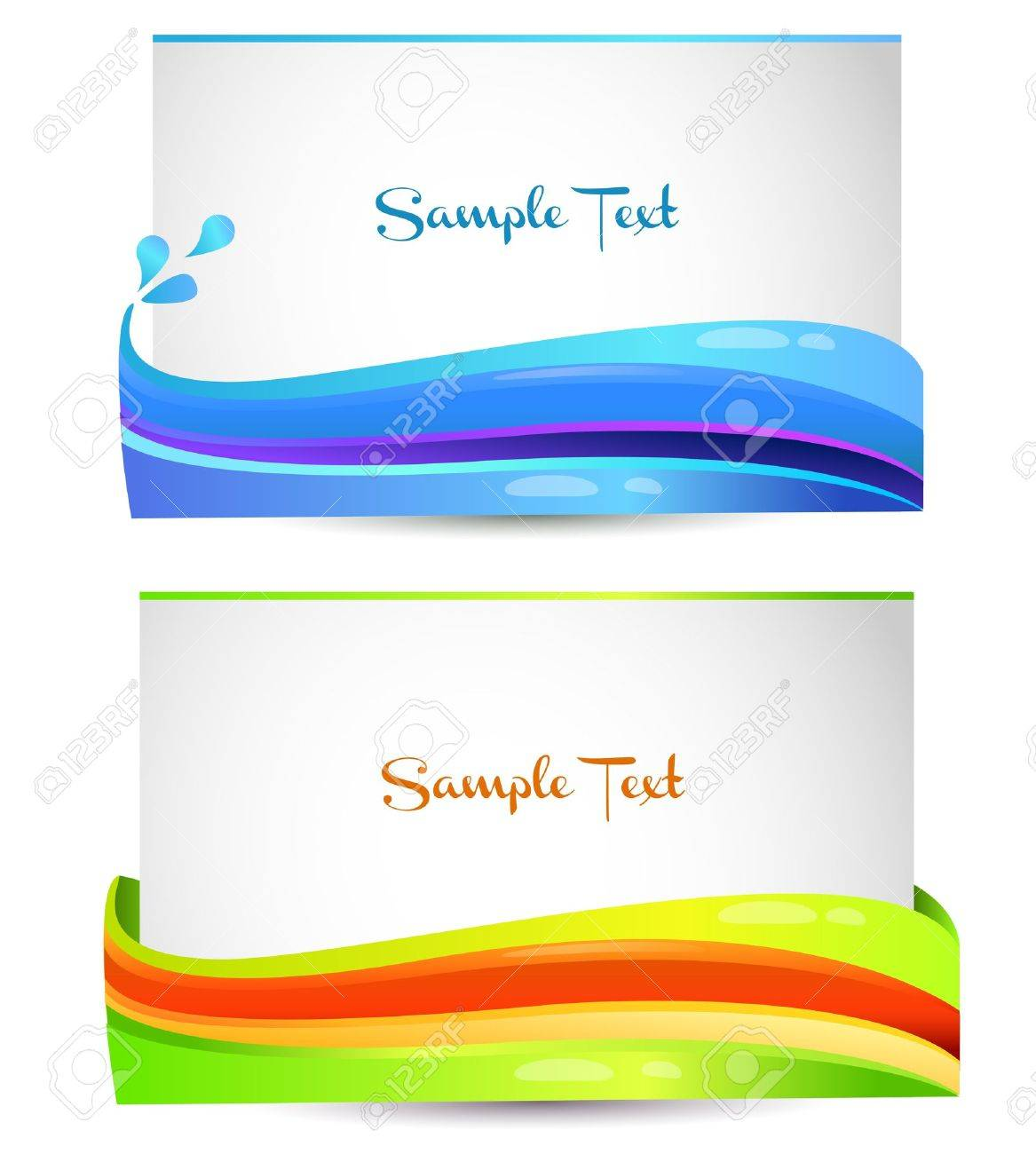 Horizontal web banner Stock Vector - 12942492