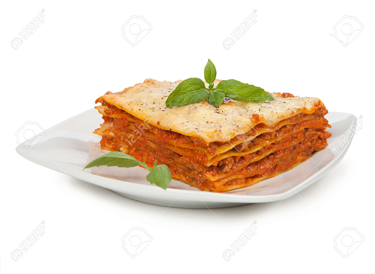Billedresultat for a plate of lasagna
