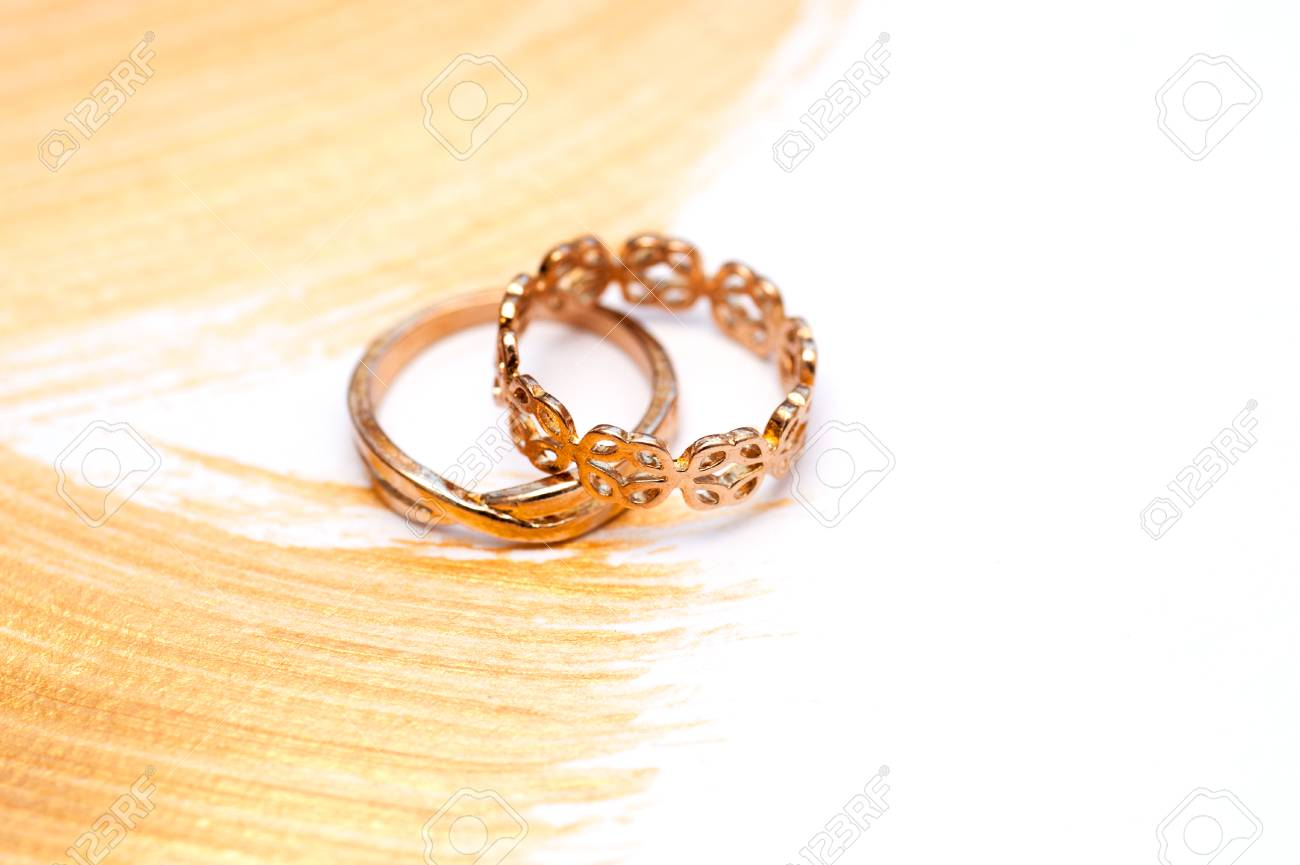 perfectpalette wedding natural images gold box ethereal marriage rings boho ring garden acrylic on pinterest for an romance rose best engagement weddings