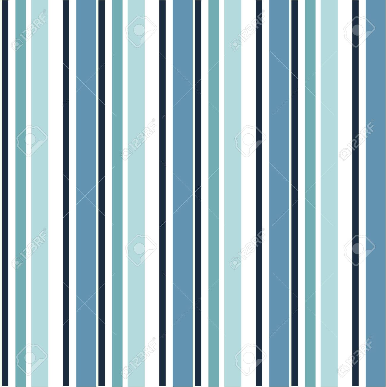 Seamless bright colored pattern with straight, parallel, vertical lines. Vector illustration. Abstract background. Design for fabric, card. - 144647190