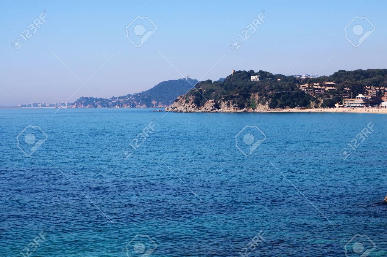 beach coast line Stock Photo - 79672548