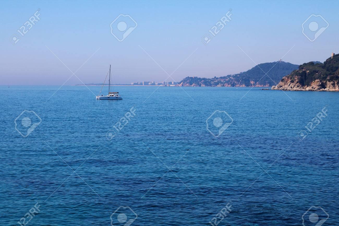 Spanish coast Stock Photo - 79672550