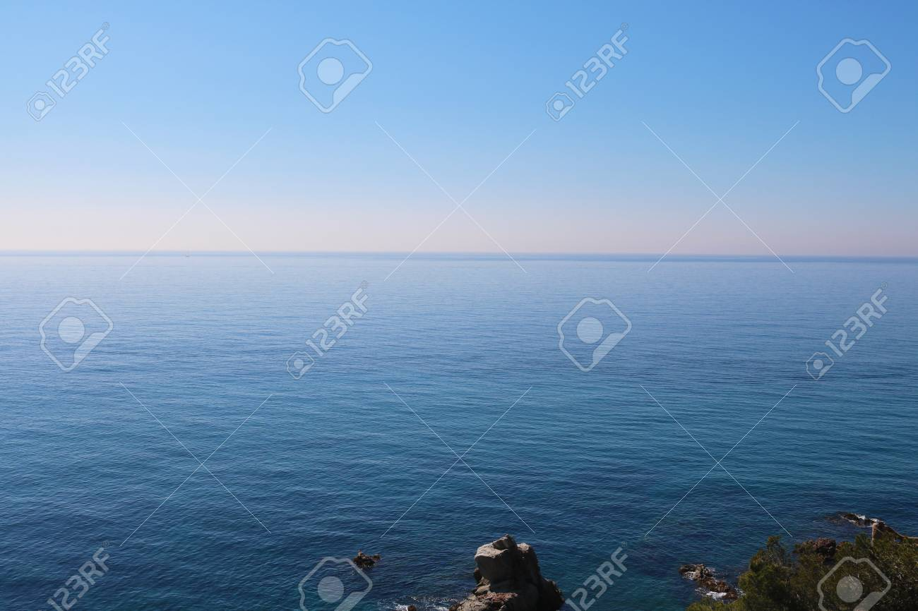 Spanish sea Stock Photo - 80079538