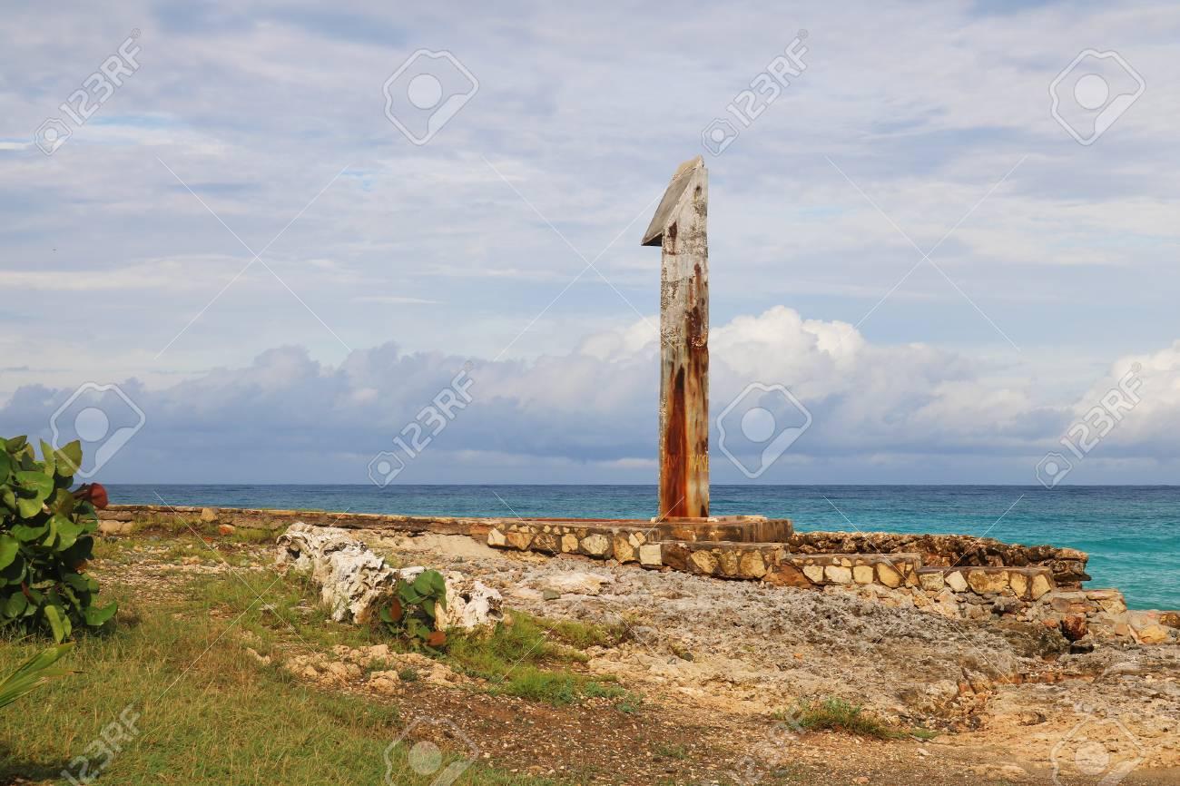 Guardalavaca beach Stock Photo - 92403921