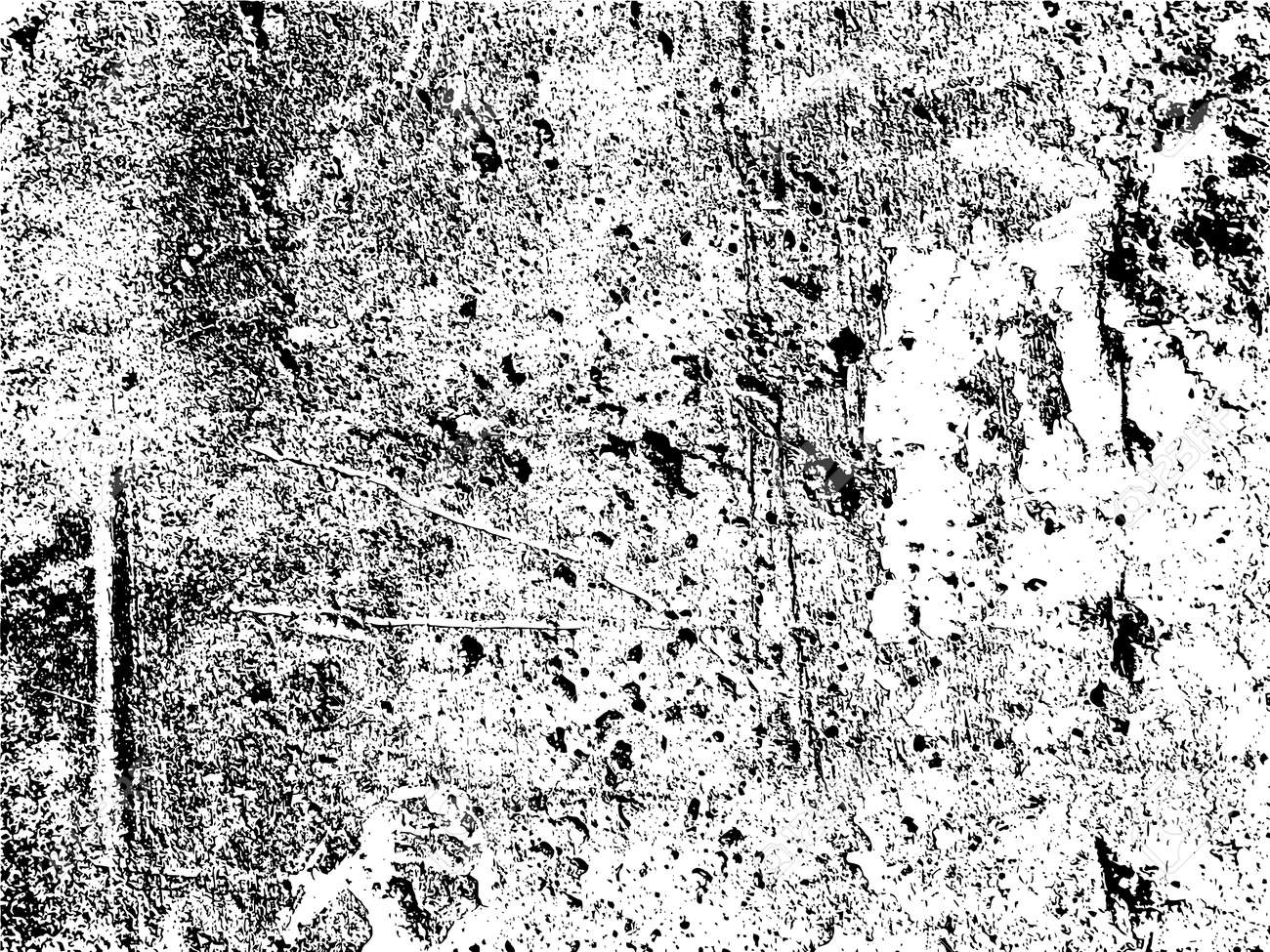 Concrete texture. Cement overlay black and white texture. - 167617463