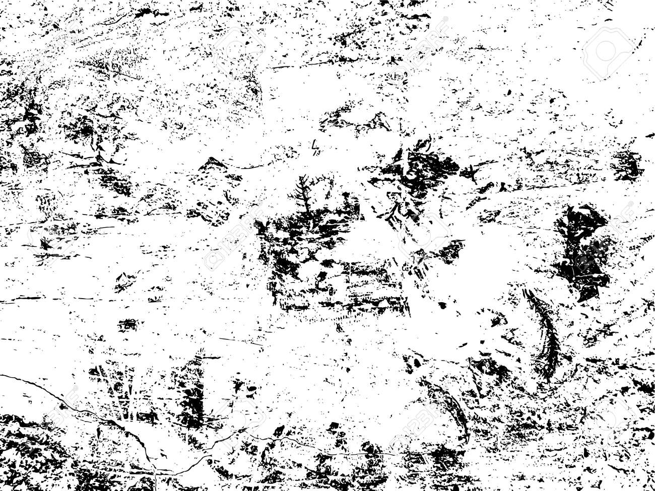 Concrete texture. Cement overlay black and white texture. - 167617466