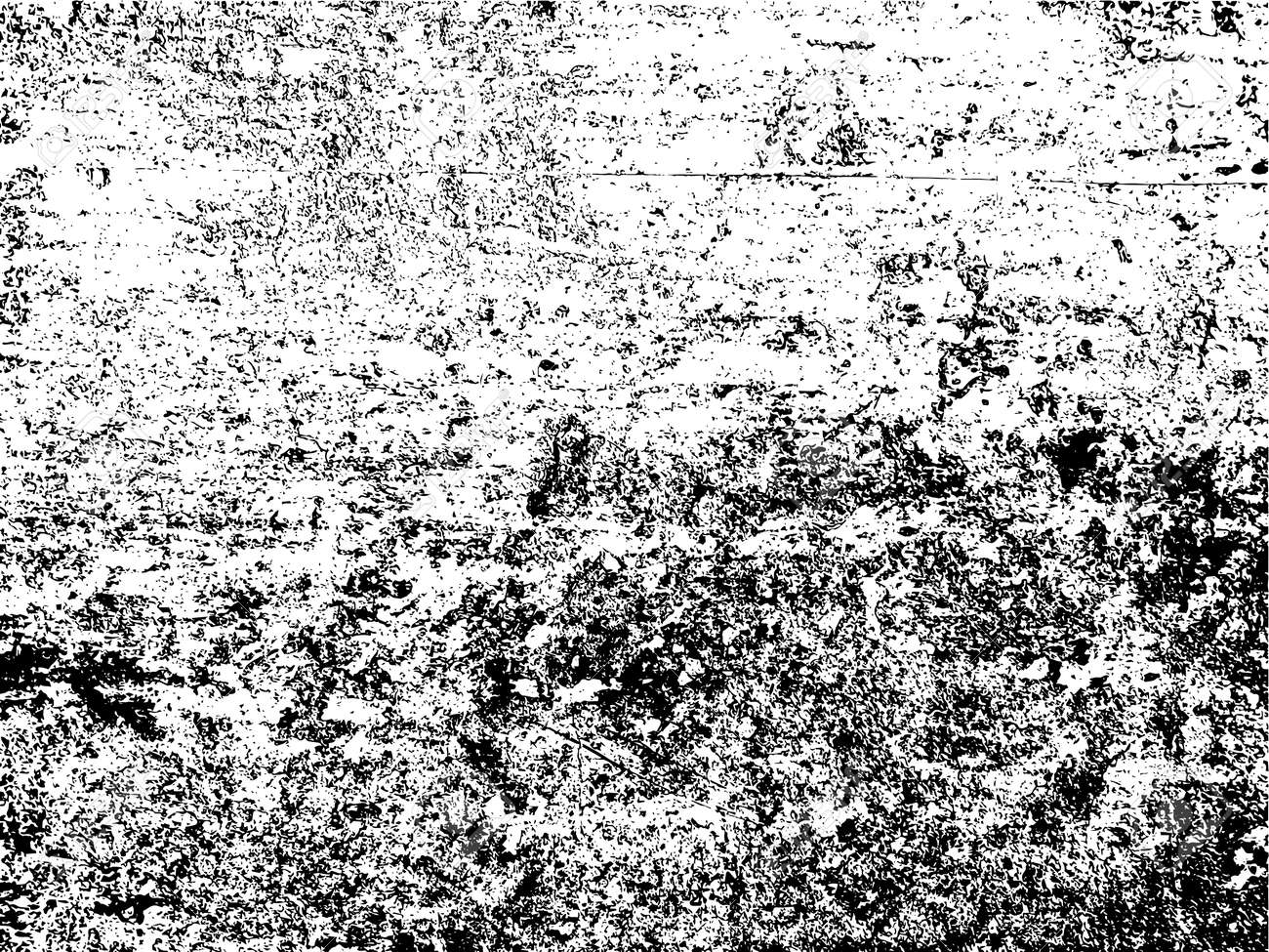 Concrete texture. Cement overlay black and white texture. - 169850372