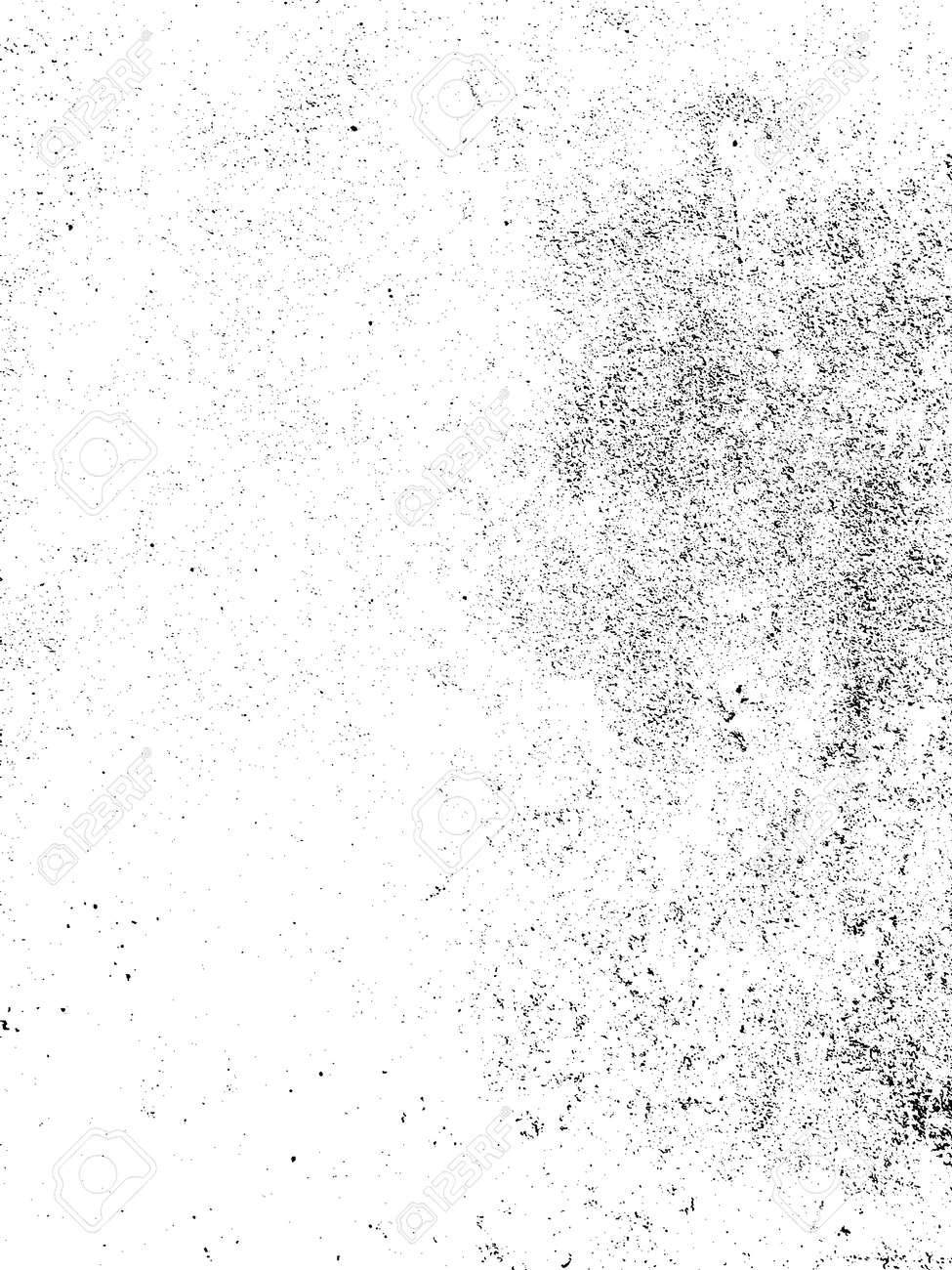 Cement texture. Concrete overlay black and white texture. - 169291844