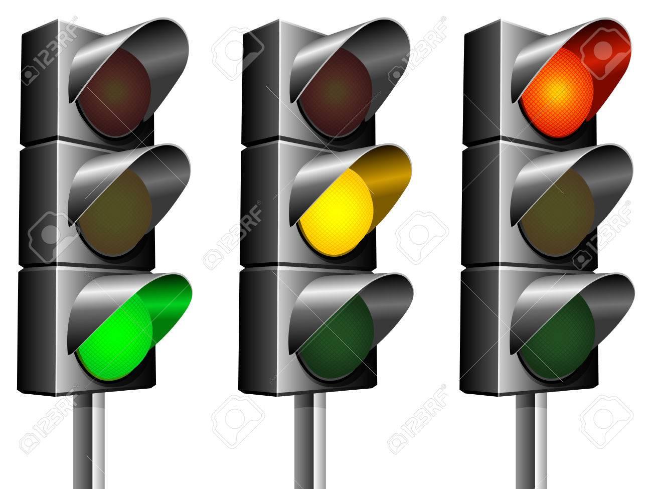 Traffic lights. - 6911702