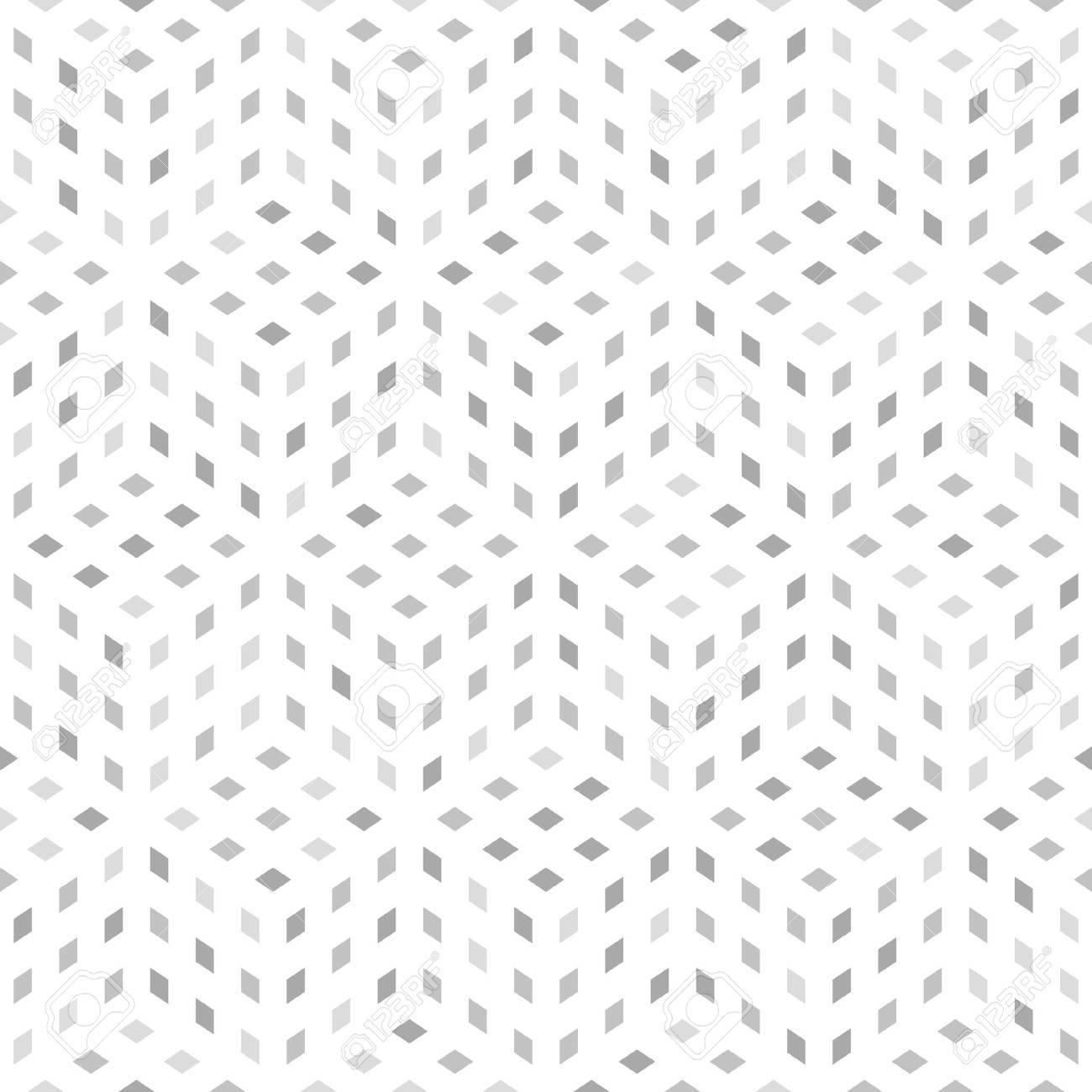 Geometric Seamless Pattern - 68550321