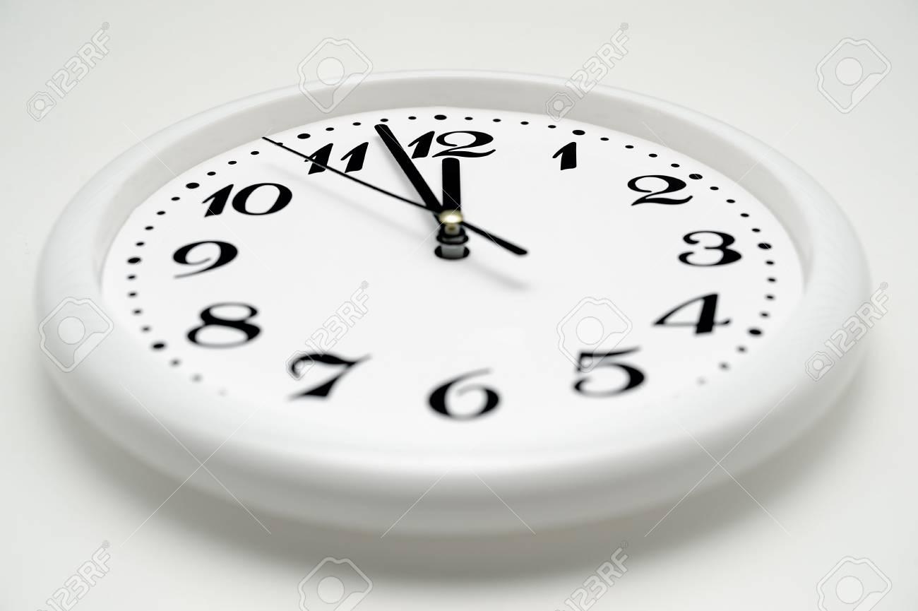 Office clock Stock Photo - 4138590