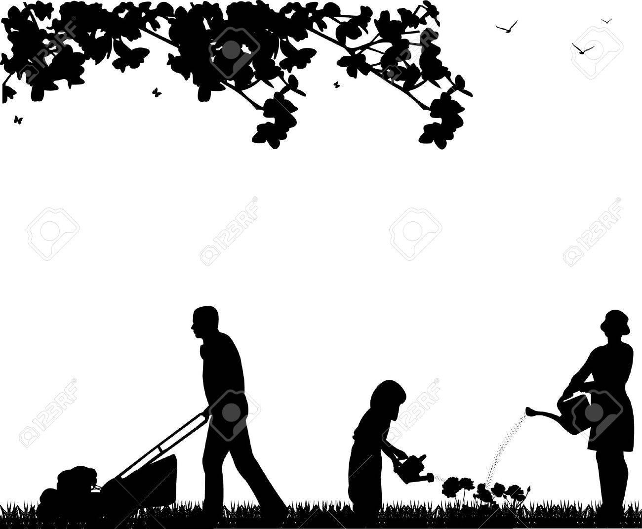 Family activities in g...