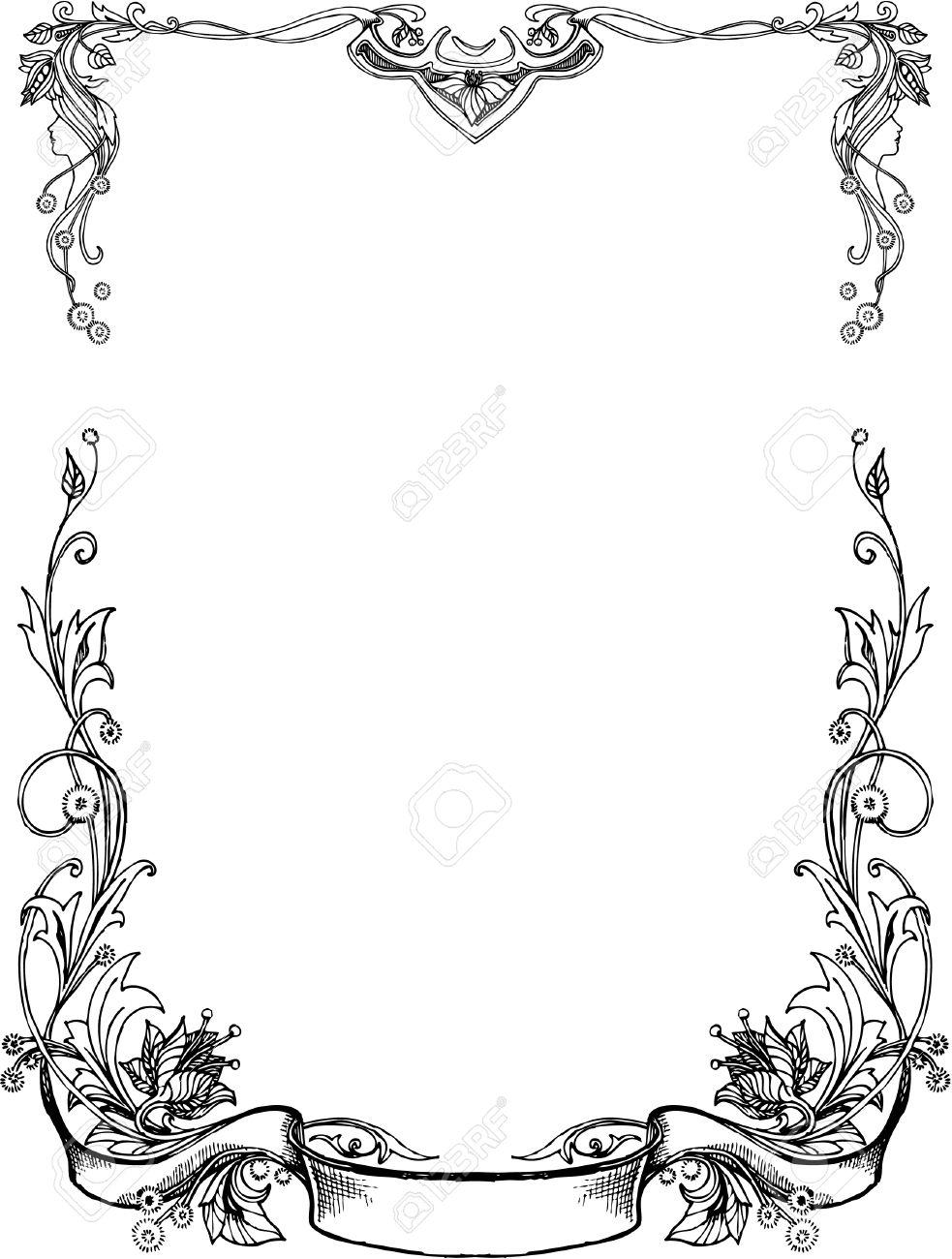 Hermosa Marcos De Fotos Negro Embellecimiento - Ideas Personalizadas ...