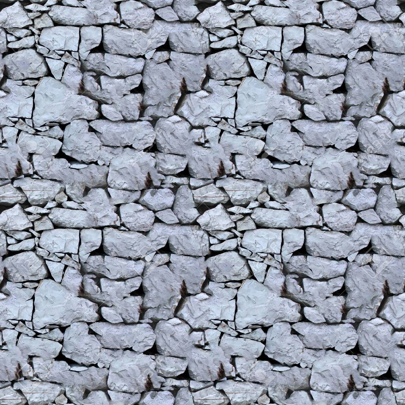 Seamless Tile Pattern Of A Stone Wall. This Is Seamless Pattern ...
