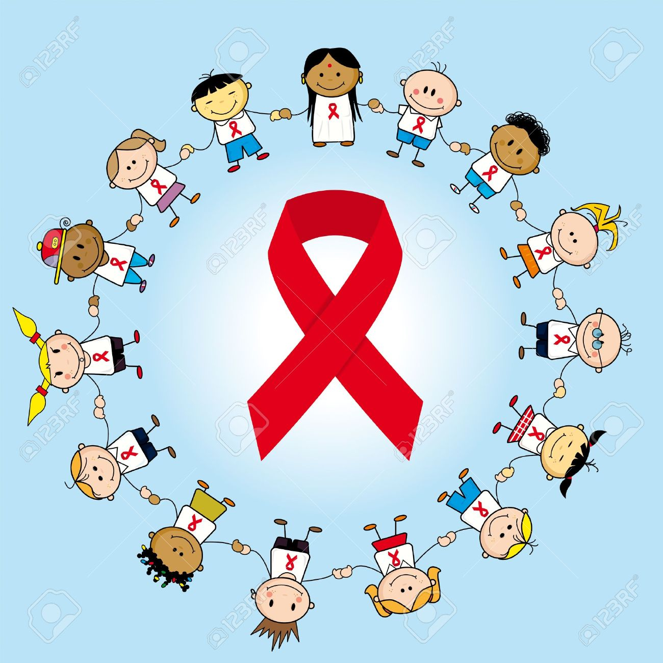 https://previews.123rf.com/images/tintin75/tintin751111/tintin75111100008/11291799-group-of-childrens-around-aids-ribbon-.jpg