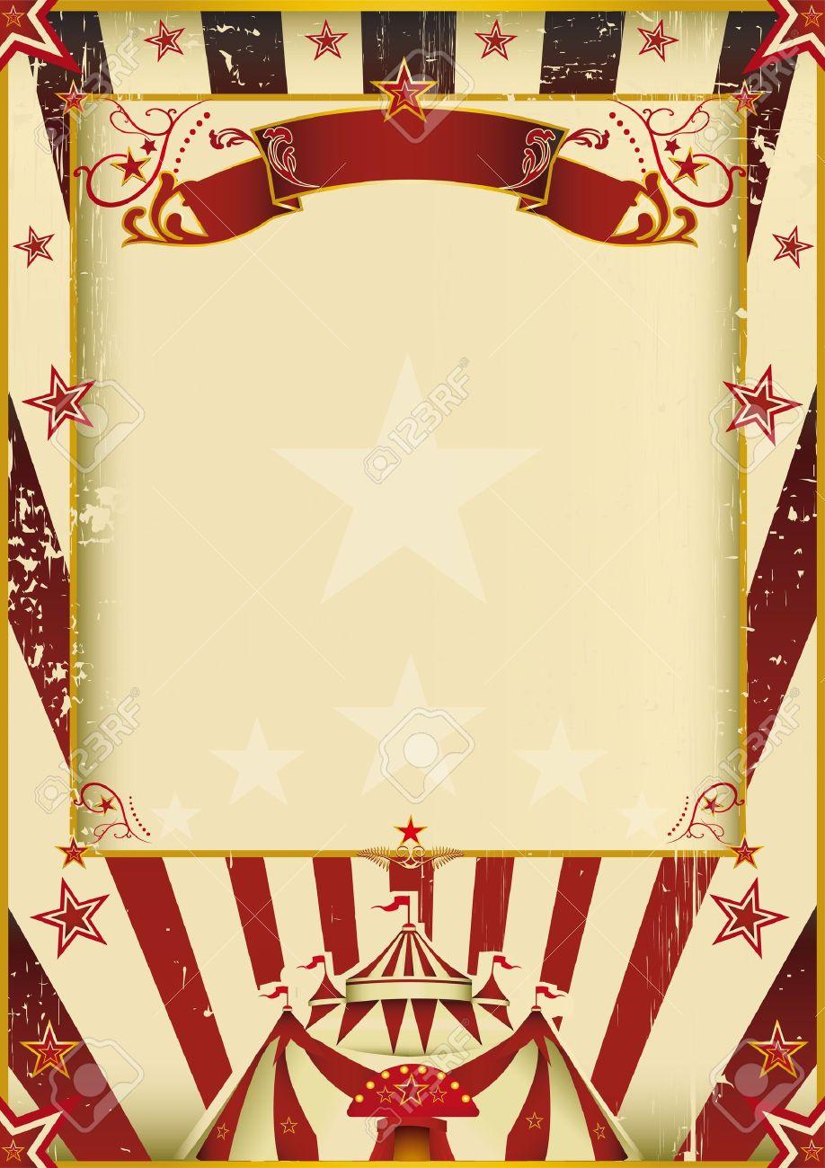 a new background vintage, textured on circus theme enjoy royalty