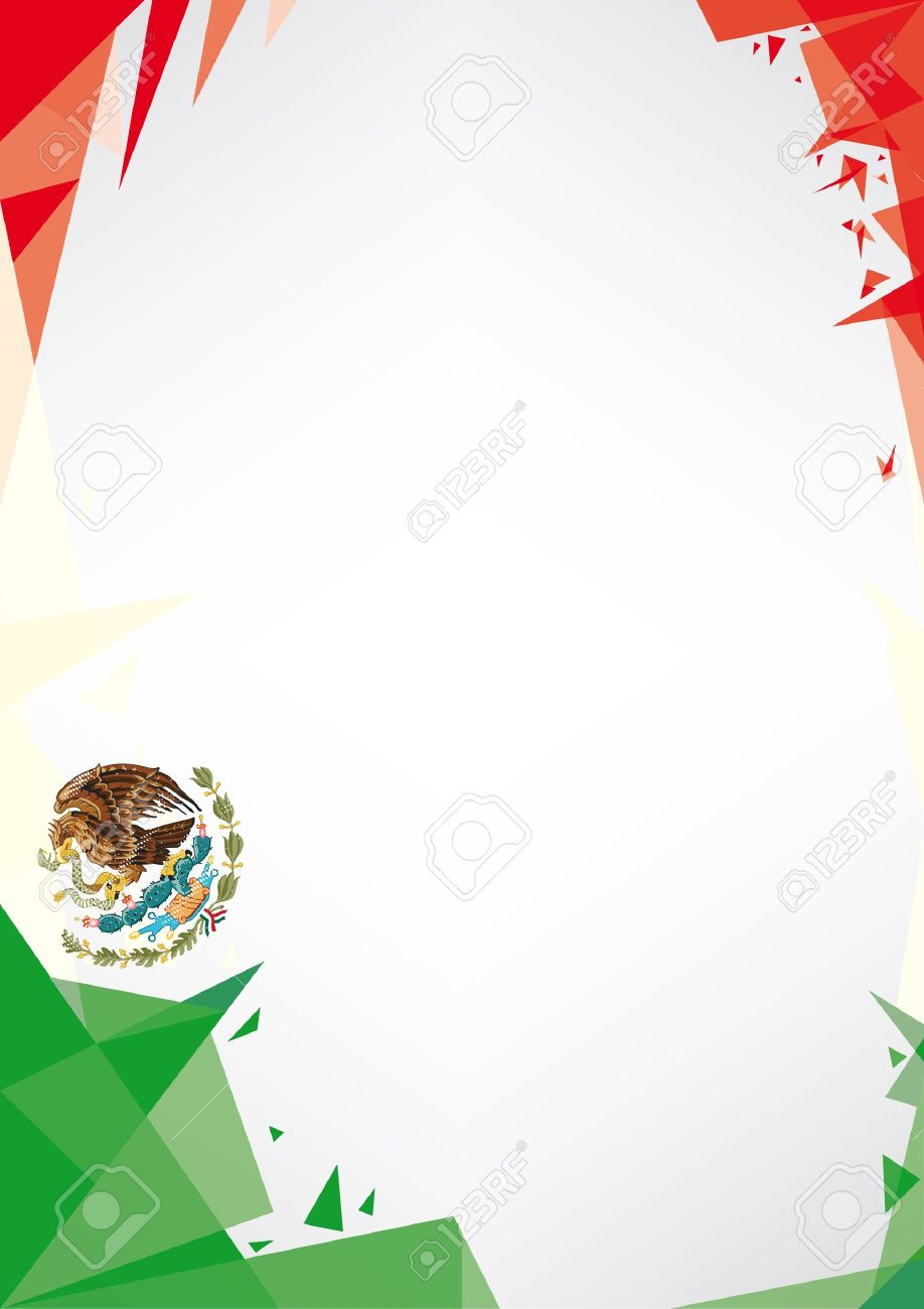 a design background  Origami style  for a very nice mexican poster Stock Vector - 22174740