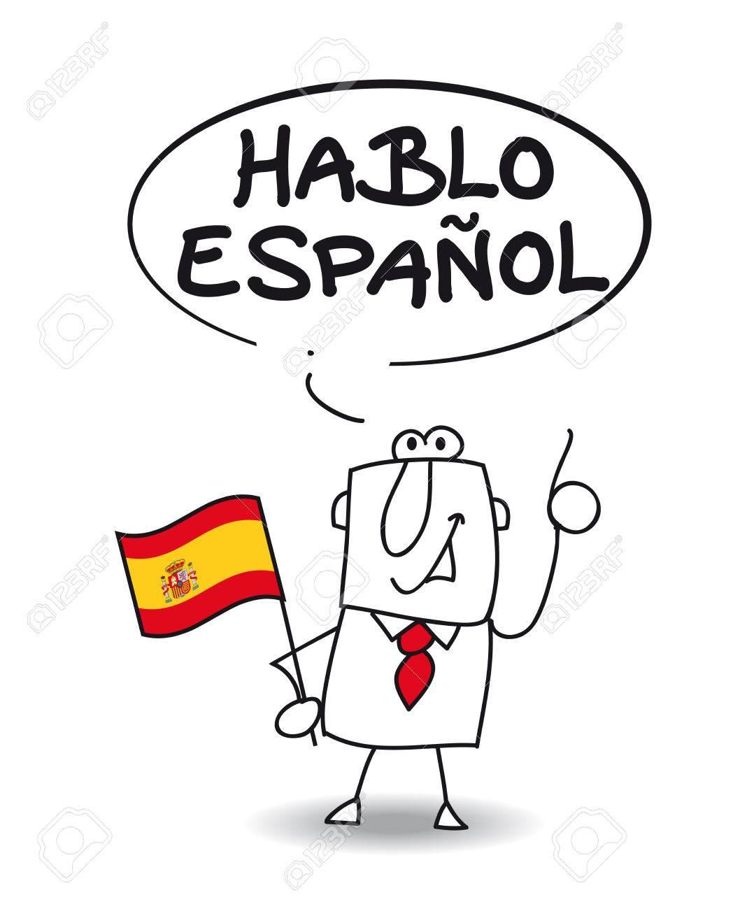 Resultado de imagen de habla español