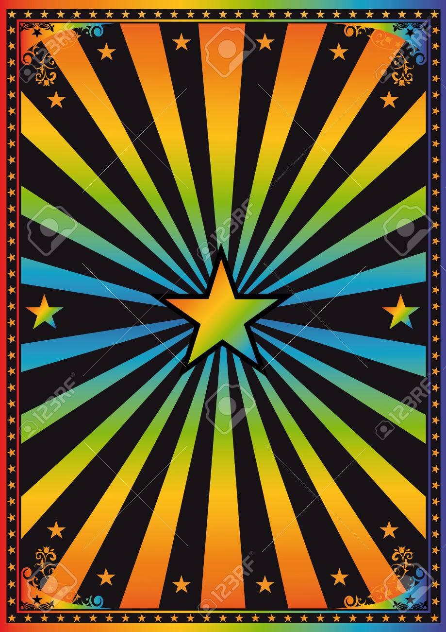 A retro background   disco theme  yeah Stock Vector   35905000. A Retro Background   Disco Theme  Yeah Royalty Free Cliparts