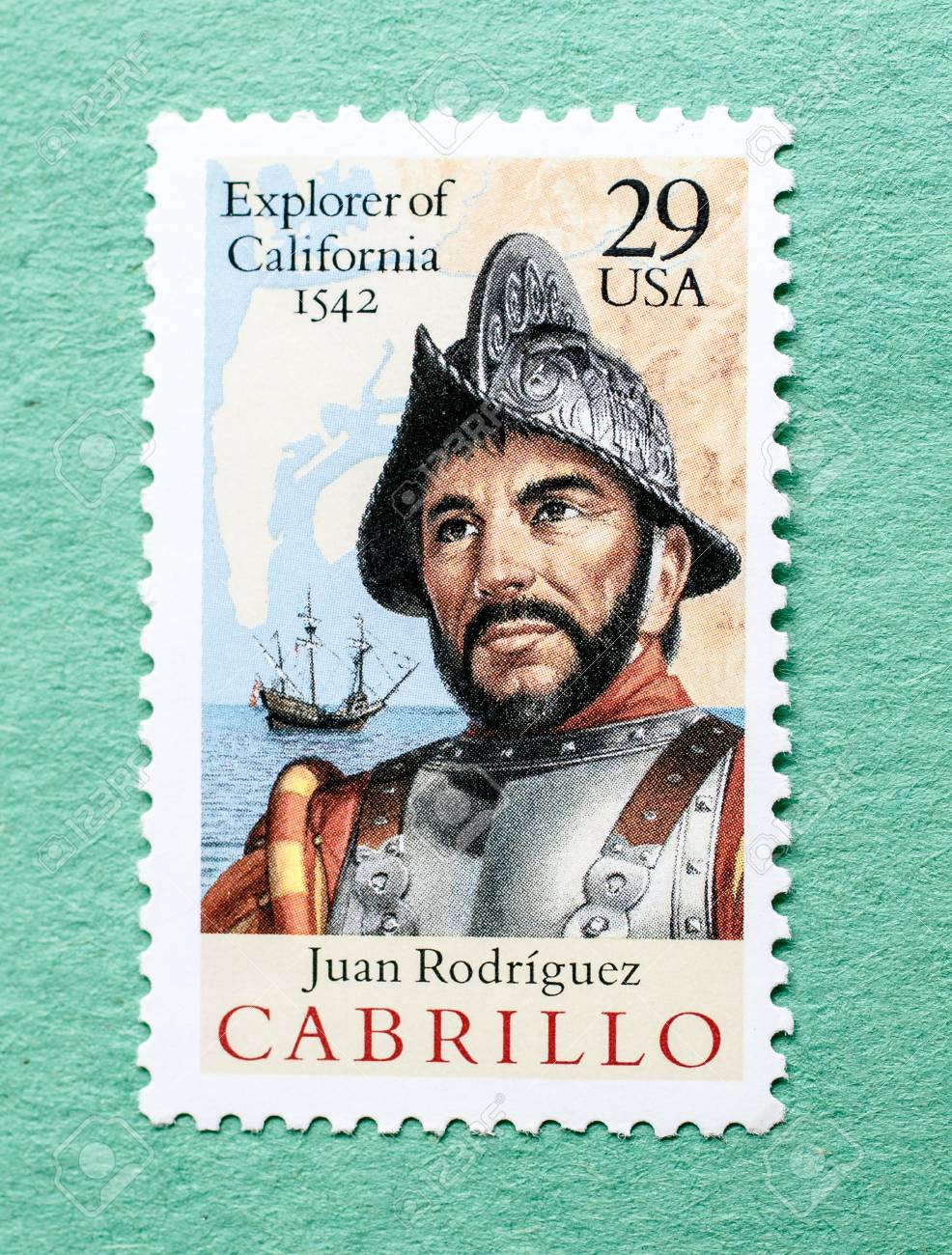 フアン・ロドリゲス・カブリリョ