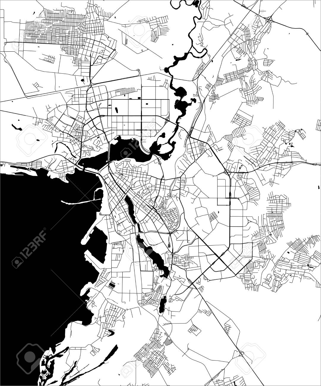 vector map of the city of Kazan, Tatarstan, Russia on tynda russia map, volsk russia map, serpukhov russia map, volga river, ufa russia map, tatarstan russia map, elista russia map, vladivostok map, tula russia map, markovo russia map, grozny russia map, novgorod russia map, yurga russia map, bashkiria russia map, saint petersburg, crimea russia map, samara russia map, nizhny novgorod, warsaw russia map, yaroslavl russia map, irkutsk map, moscow map, astrakhan russia map,