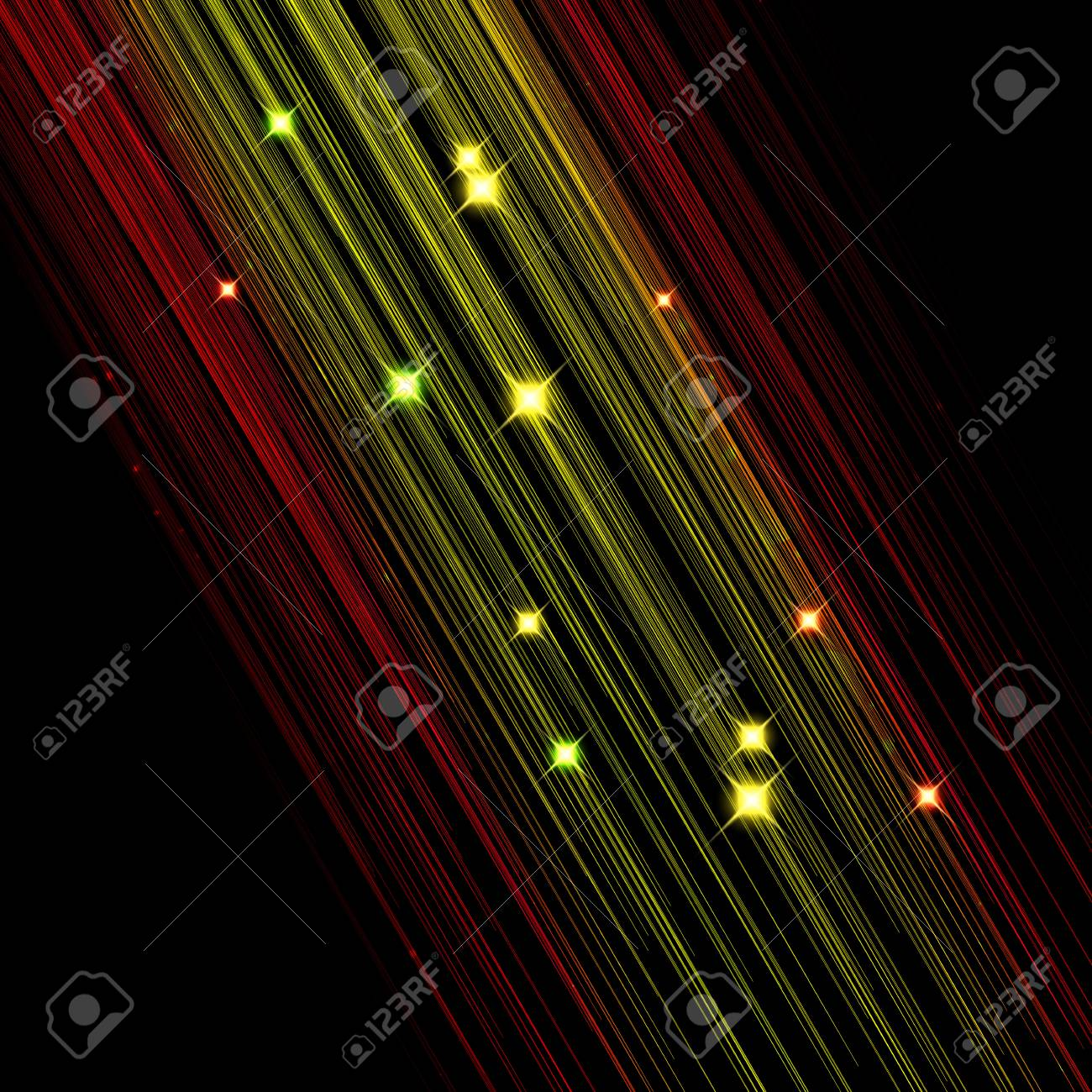 Abstract lights background Stock Vector - 22786407