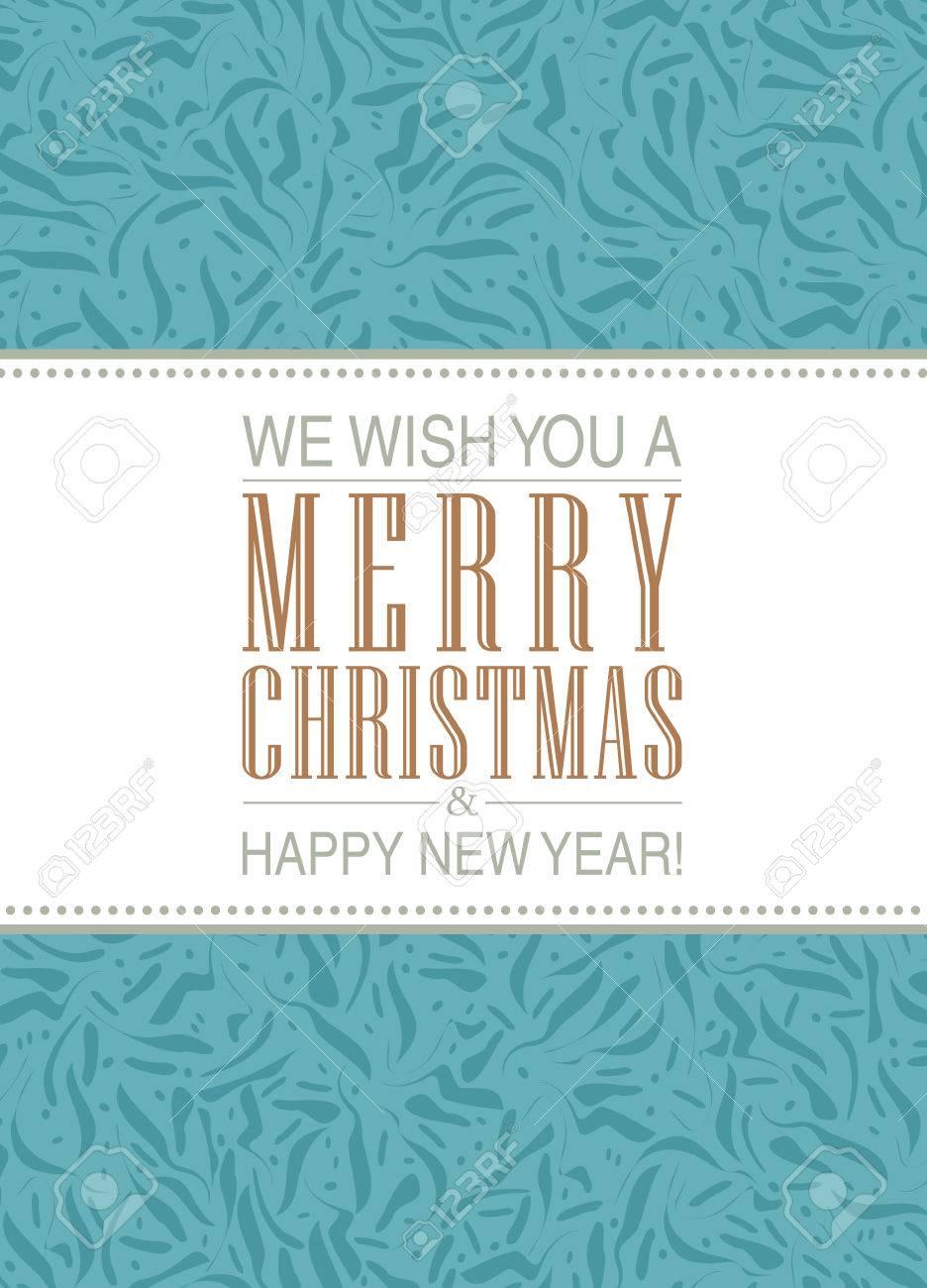 Happy New Year Invitation Card 16