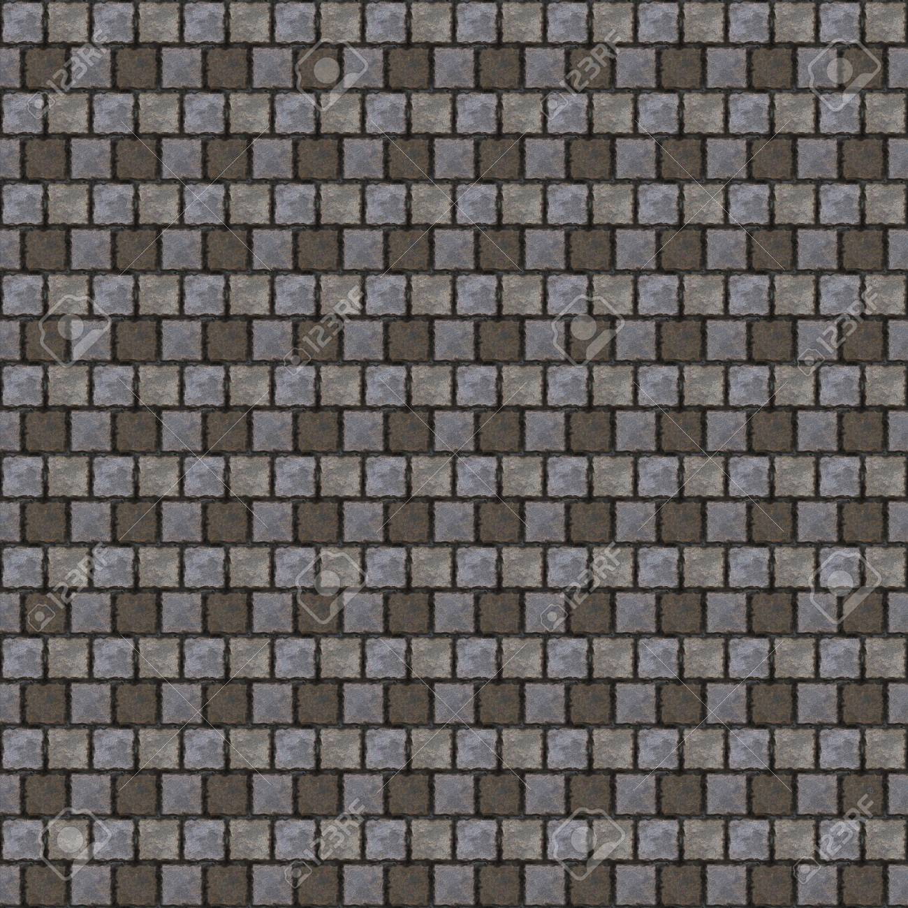 Seamless Background- Abstract Nature Pattern. Clinker Brick (tiles ...