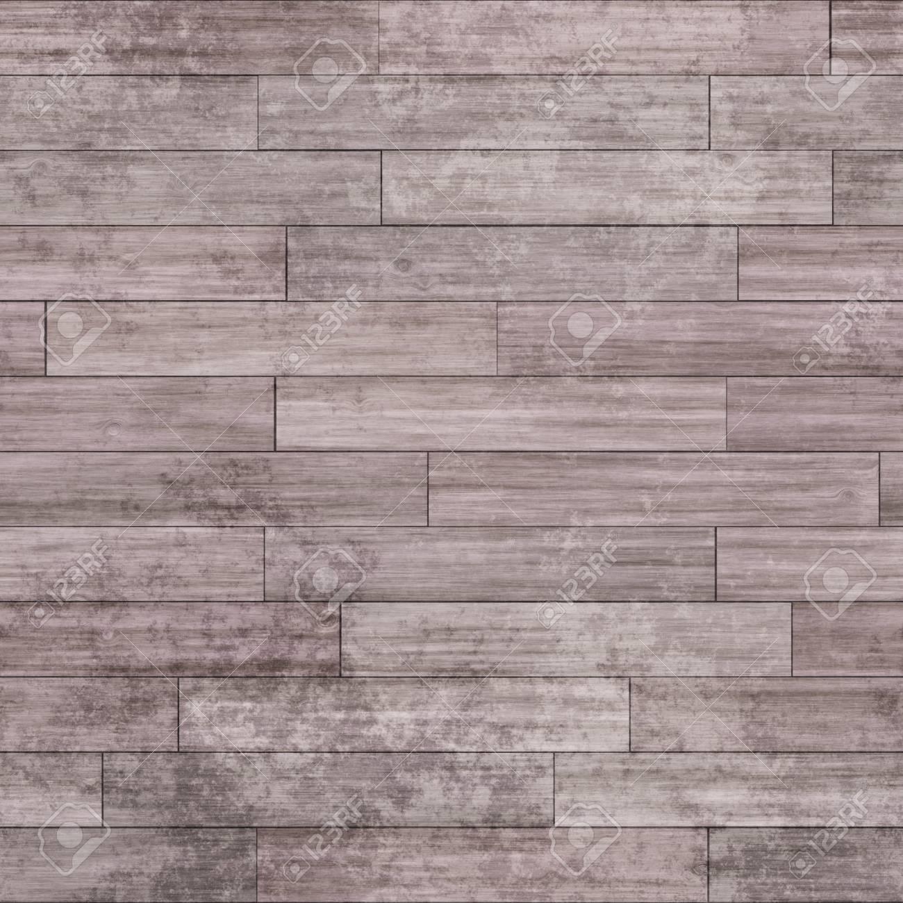 Abstract Natural Pattern Parquet Floor Interior Room Design