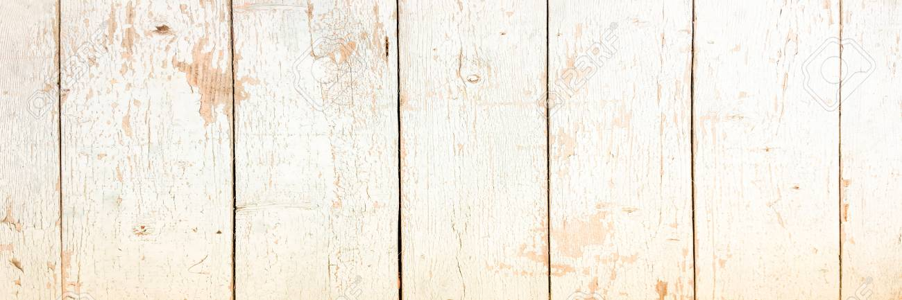White Organic Wood Texture Light Wooden Background Old Washed