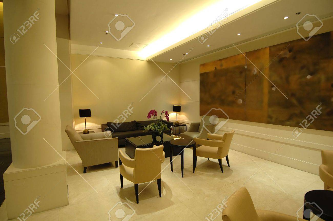 The environment of lobby in a hotel Stock Photo - 1355940