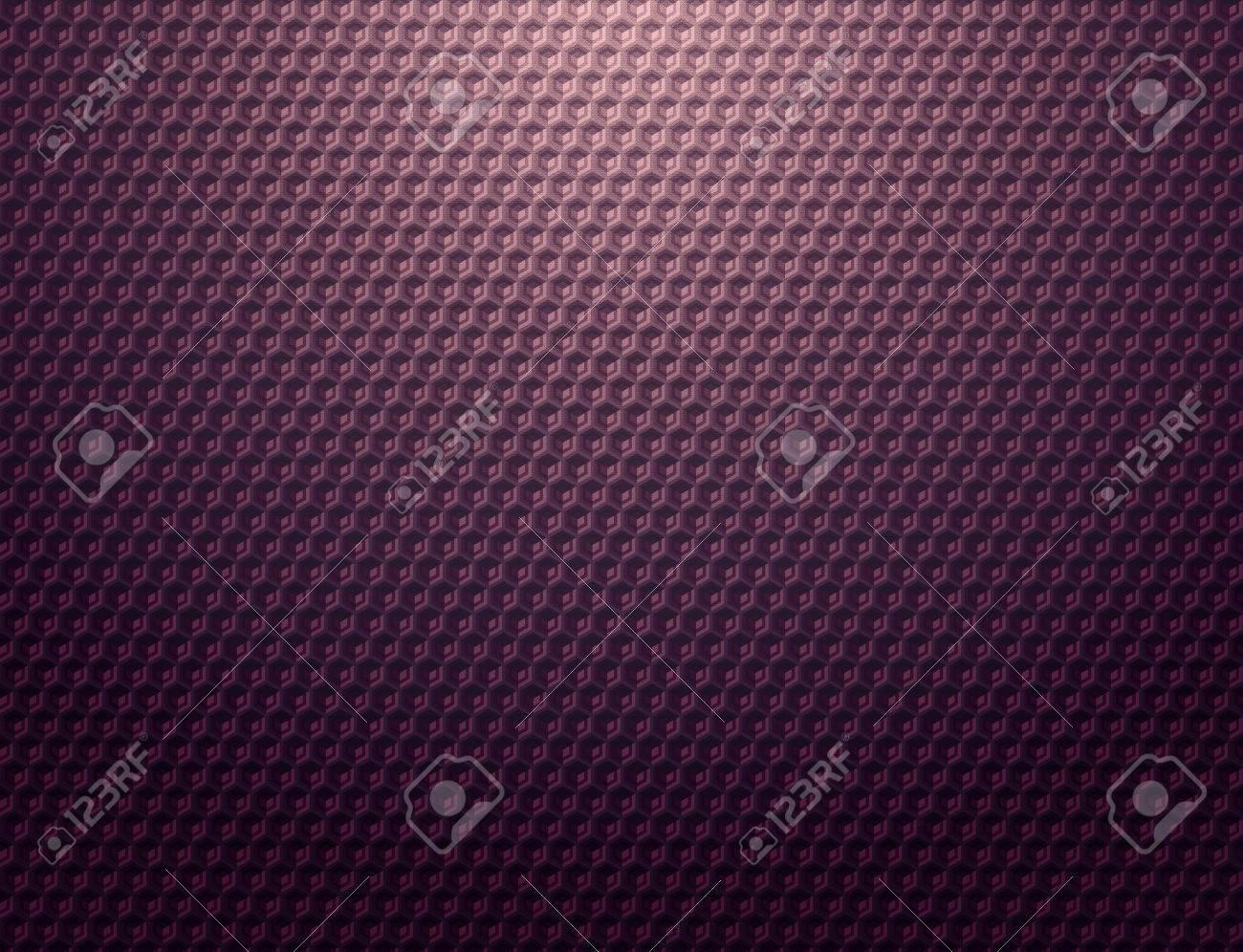 Dark Purple Metal Grid Pattern Wallpaper Stock Photo