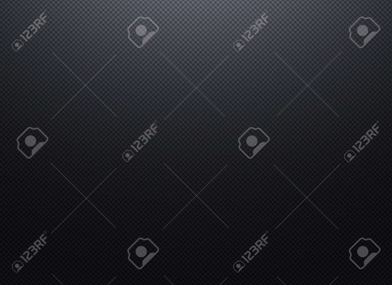 Black carbon fiber composite background. Dark abstract texture with diagonal lines. - 163469750