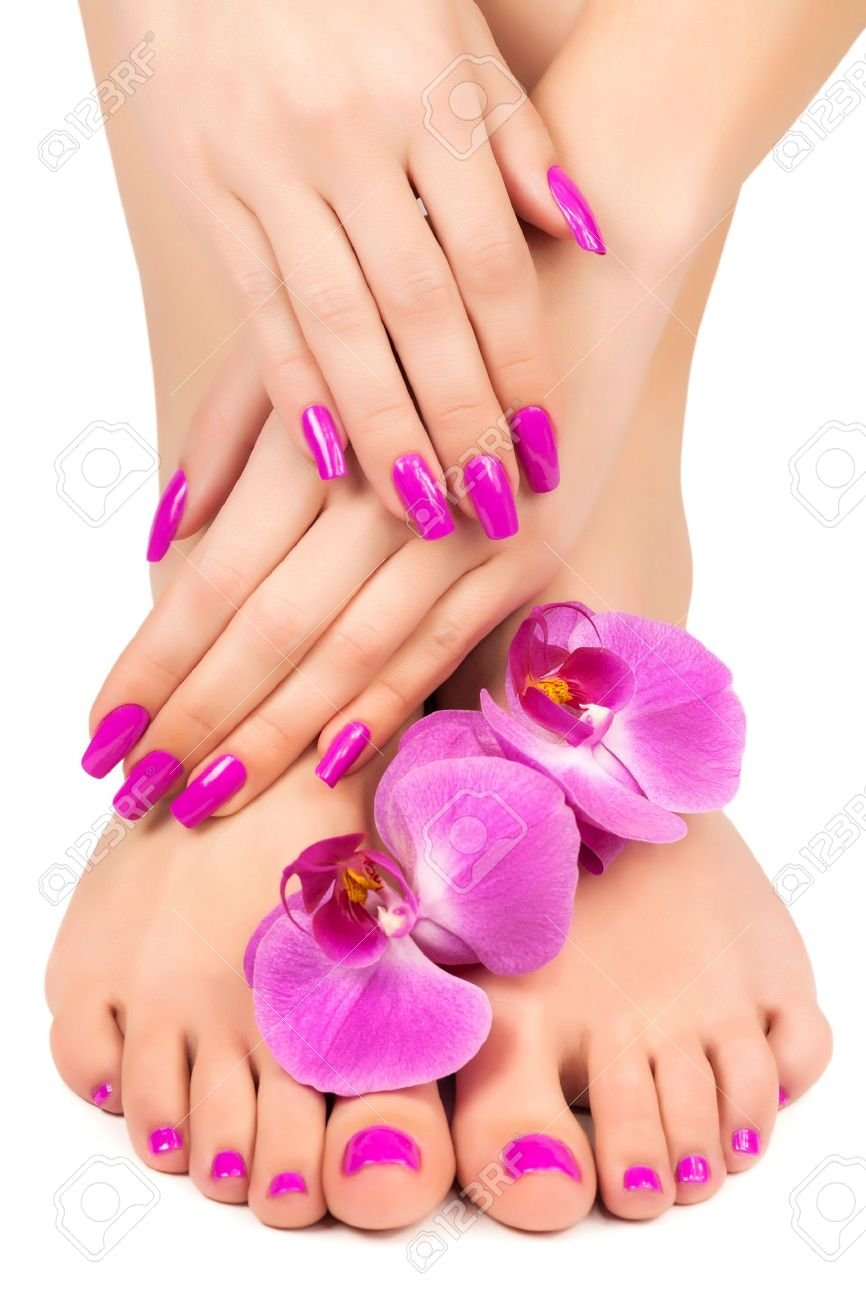how long does a manicure and pedicure take