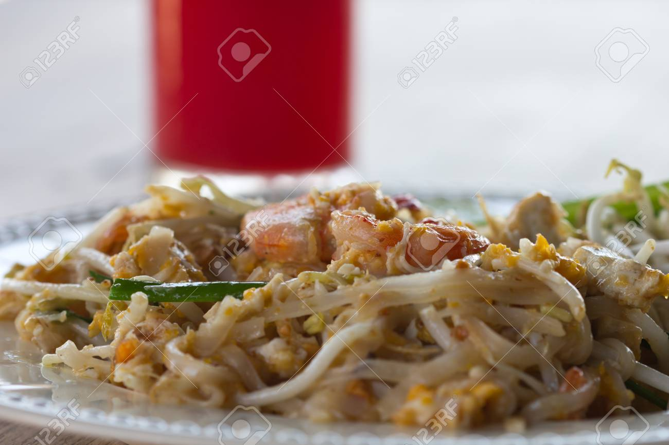 Stir Thailand is famous for its delicious food and Thailand. Stock Photo - 16689370