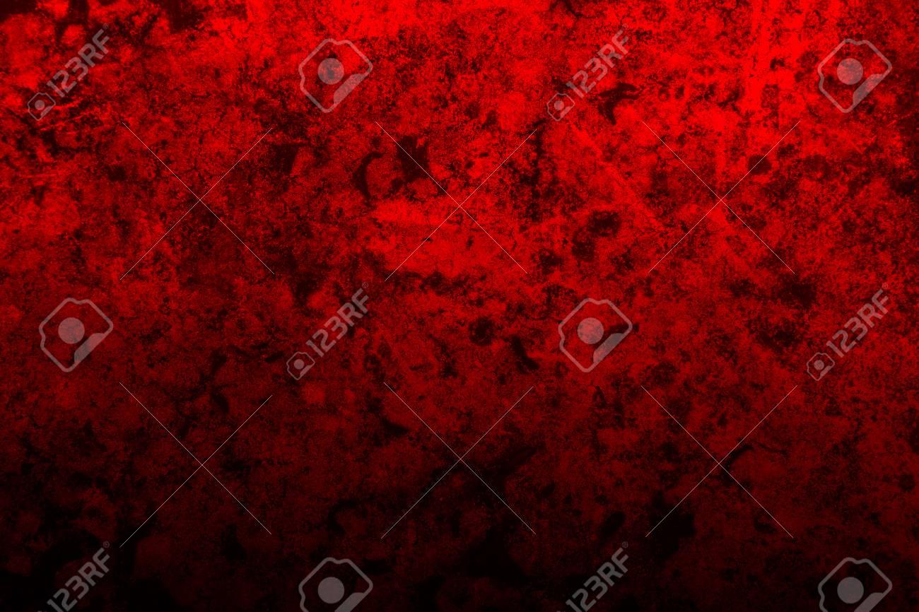 Astratto Sfondo Rosso E Nero O Carta Rossa E Nera In Stile Retrò