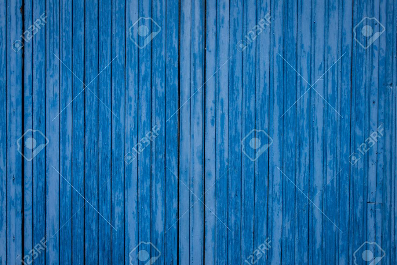 Blue wood texture background Stock Photo - 20900992