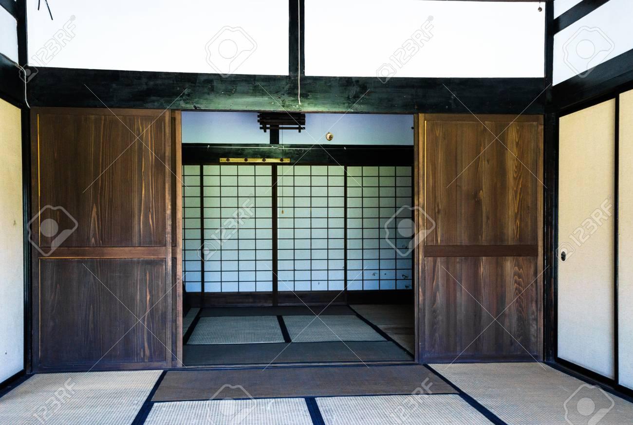 Interieur De La Maison Japonaise Banque D Images Et Photos Libres De